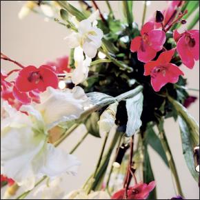 """""""Blumen"""" Lichtobjekt"""