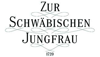 Zur Schwäbischen Jungfrau シュヴェービッシェ・ユングフラウ Logo