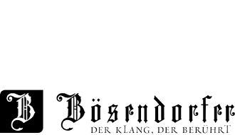 L. Bösendorfer Klavierfabrik ベーゼンドルファー Logo