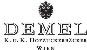 K. u. K. Hofzuckerbäcker Ch . Demel's Söhne Logo
