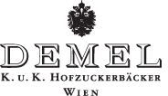 K. u. K. Hofzuckerbäcker Ch . Demel's Söhne 王宮御用達菓子司デメル Logo