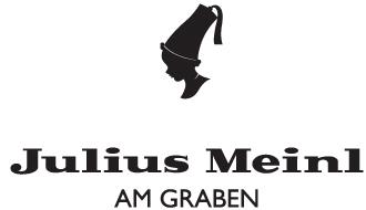 J. Meinl am Graben マインル Logo