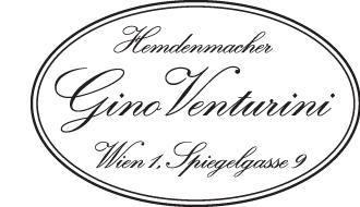 Hemdenmacher Gino Venturini Logo
