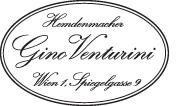 Hemdenmacher Gino Venturini ジノ・ヴェントゥリーニ Logo