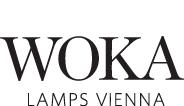 WOKA Lamps Vienna ヴォカ・ランプス・ウィーン Logo