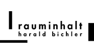 Harald Bichler – Rauminhalt Logo