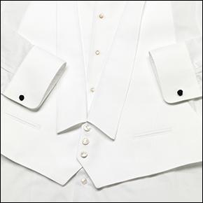 Ronnie Leitgeb – Venturini Frackhemd 2.0