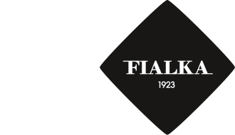 Friedrich Fialka, Etui- und Kassettenerzeugung フリードリッヒ・フィアルカ Logo