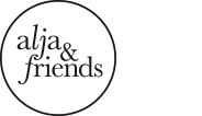 Alja & Friends Logo