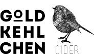 Goldkehlchen Cider Logo