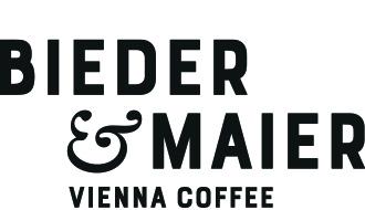 BIEDER & MAIER VIENNA COFFEE Logo
