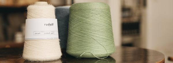 Manufactory building woolen yarn
